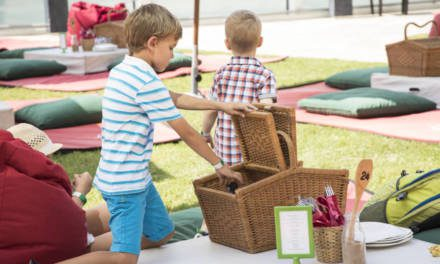 THE PICNIC PANTRY BRUNCH WITH BRITISH MUMS