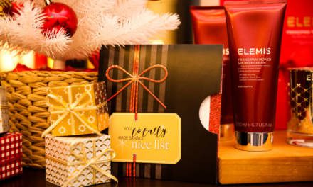 EXCLUSIVE BRITISH MUMS CHRISTMAS PAMPER & SAVE EVENT WITH SENSASIA URBAN SPA AND ELEMIS