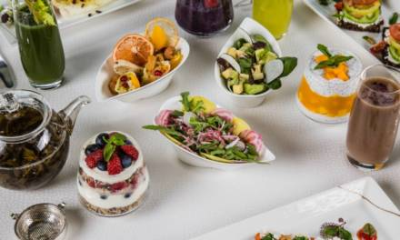 BURJ AL ARAB'S SAHN EDDAR LAUNCHES A FAB NEW BREAKFAST