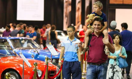 The Dubai Motor Show Is Back – With The LEGOLAND Junior Driving School