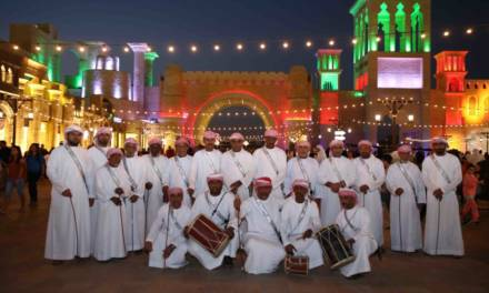 What's Going On At Global Village for the UAE National Day Celebrations