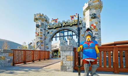LEGOLAND NEW YORK TO OPEN IN 2020