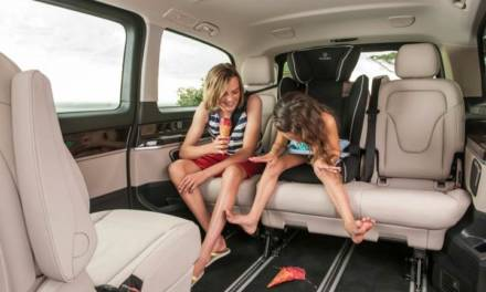 The New Mercedes-Benz Vans And Why It's A Brilliant Car For Larger Families