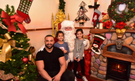 Where to Find The Best Father Christmas and Santa's in Dubai – Including Fab ones For Free!