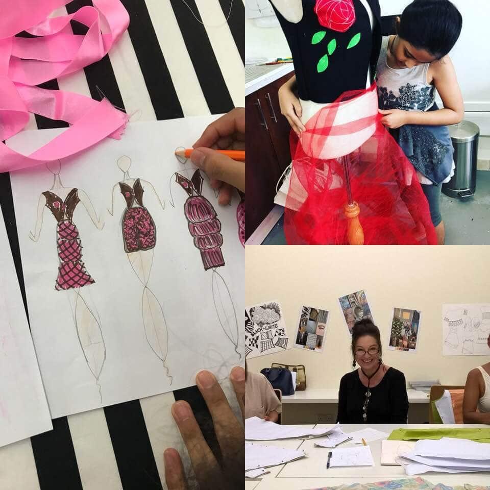 Fashion Design Classes In Dubai School Style