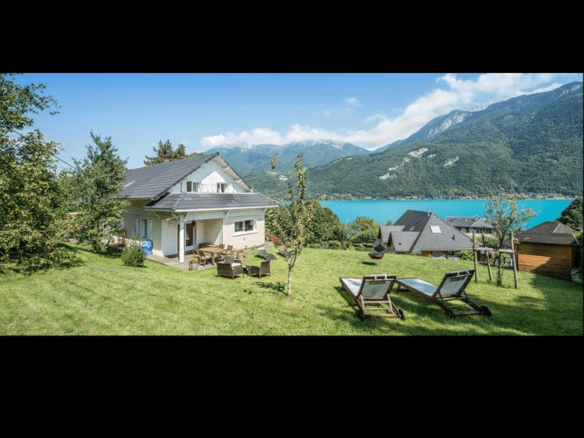 Sensational House For Sale Rent Lake Annecy France British Mums Download Free Architecture Designs Viewormadebymaigaardcom