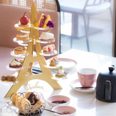 Win a 'Perfectly Parisian Afternoon Tea' for 6 at Parlour Boutique – Worth AED1,500!