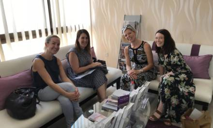 ANOTHER EXCLUSIVE COCOONA MEDSPA AESTHETICS MORNING