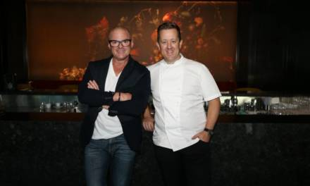 THE ROYAL ATLANTIS RESORTS & RESIDENCES ANNOUNCES 'DINNER BY HESTON BLUMENTHAL' AS THE FIRST RESTAURANT TO OPEN IN 2019