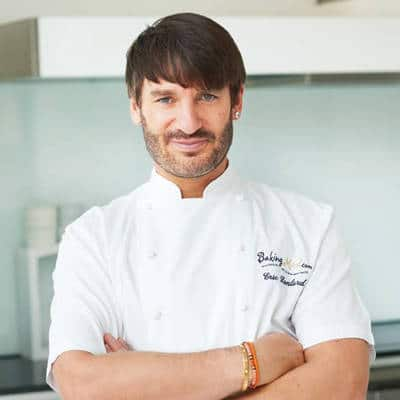 WIN TWO OF FOUR TICKETS TO BAKING MASTER CLASS WORKSHOP WITH ERIC LANLARD – WORTH AED630 EACH!