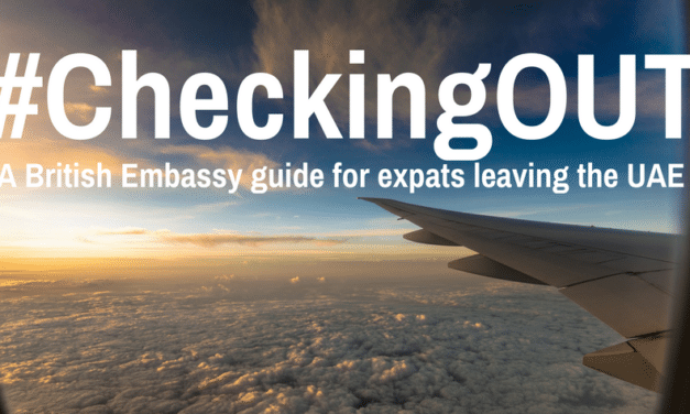 A British Embassy Guide for Expats Leaving the UAE