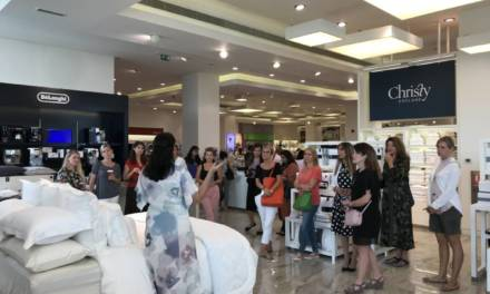 OFFICIAL LAUNCH EVENT OF THE WHITE COLLECTION BY CHRISTY