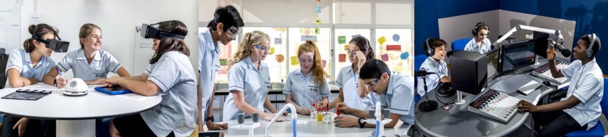 State of the art facilities make Dubai British School