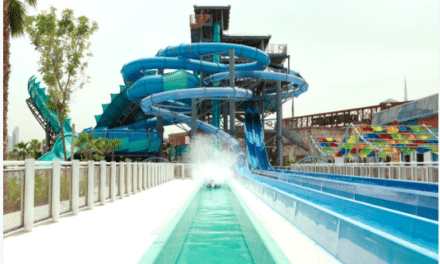 DUBAI'S NEW LAGUNA WATERPARK TO OPEN ON 12TH MAY FOR JUST AED 99!