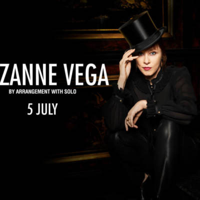 WIN ONE OF TWO PAIRS OF VIP TICKETS TO SEE SUZANNE VEGA AT DUBAI OPERA PLUS PRE-SHOW DINNER AT SEAN CONNOLLY