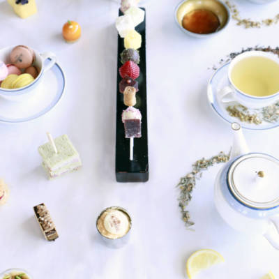 WIN A Royal Wedding Afternoon Tea for 2 at Al Fayrooz Lounge, Jumeirah Al Qasr!
