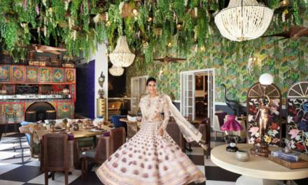 Win a Saturday Brunch for 4 at Little Miss India – worth over AED1,000
