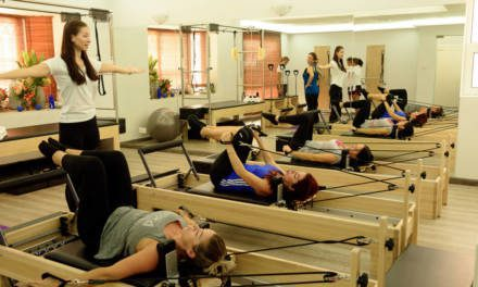A Power Recharging Fitness and Wellbeing Morning at Anassa Fitness Studios