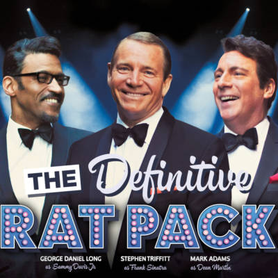 Win VIP Tickets to see The Definitive Rat Pack at Dubai Opera plus pre-show dinner at Sean Connolly for 2