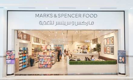 MARKS & SPENCER OPENS FOOD STORE AT THE NEW SPRINGS SOUK