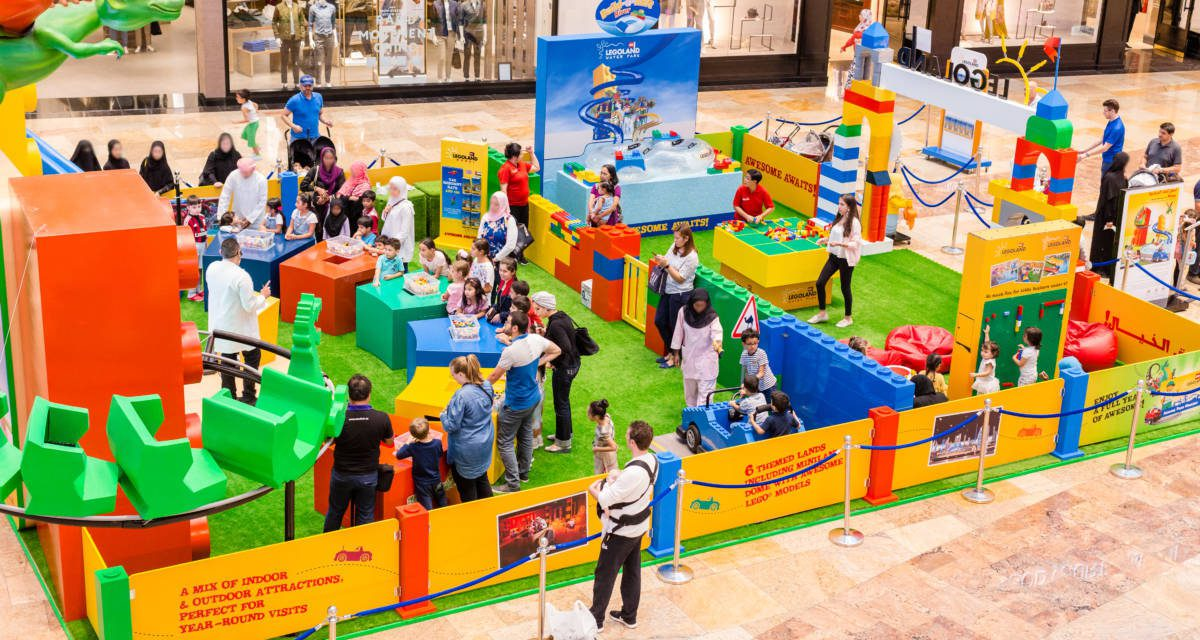 CALLING ALL LEGO ® FANS – THIS ONE'S NOT TO BE MISSED AT DUBAI FESTIVAL CITY MALL