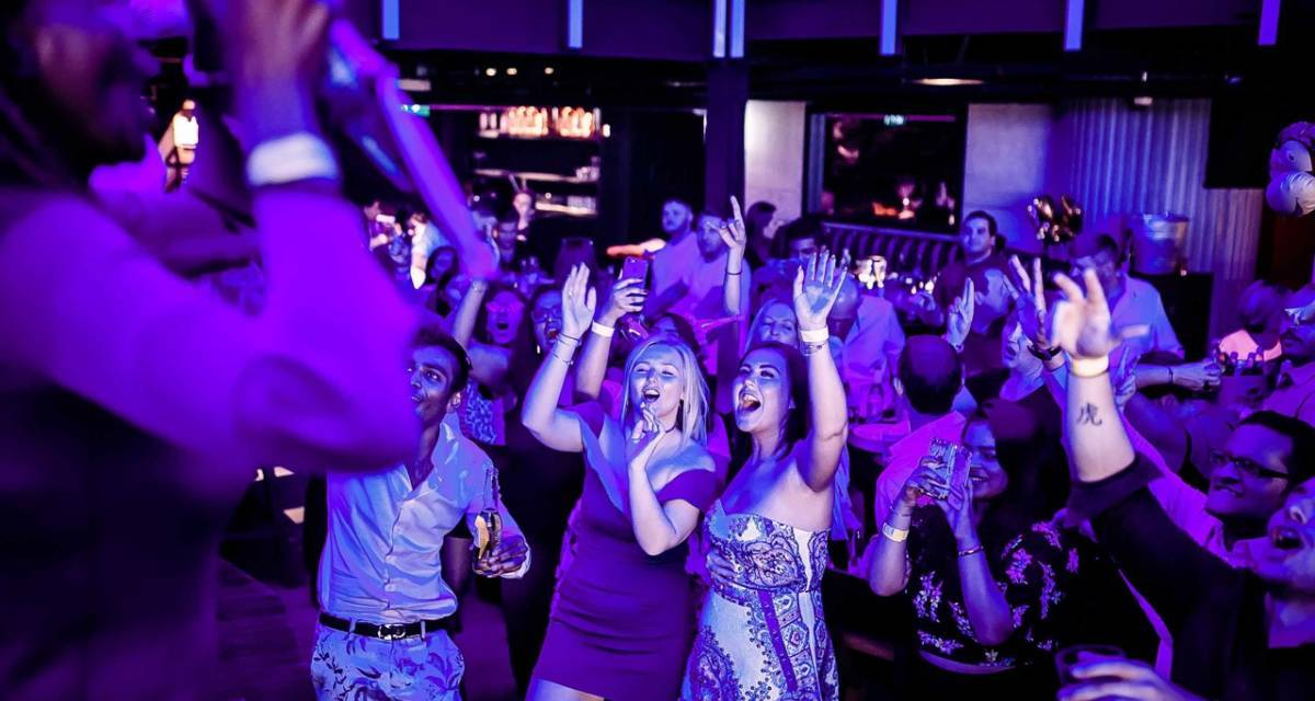 LUCKY VOICE – IT'S NOT JUST THE KARAOKE THAT'S ROCKING DUBAI!