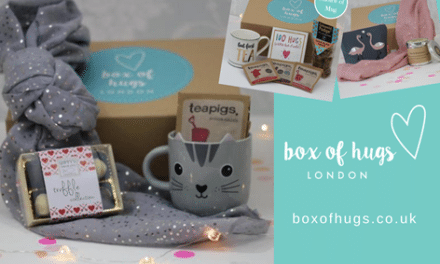 SEND A BOX OF HUGS TO SOMEONE IN THE UK WITH 10% OFF ALL YEAR ROUND!