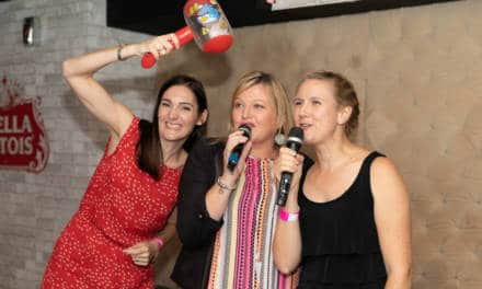 British Mums' Back To School Party at Lucky Voice