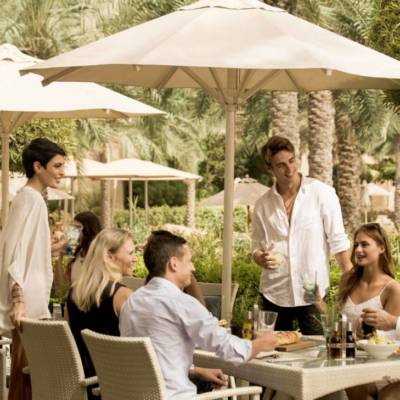 WIN Brunch for two at Seagrill Bistro, Fairmont The Palm – WORTH AED1,000!