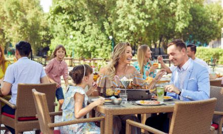 Why Nomad's got it just right for families at Jumeirah Creekside Hotel