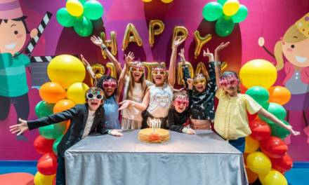 Dig It & Reel Junior Birthday Party's Made Easy at The Springs Souk
