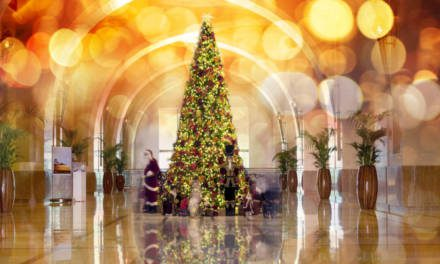 WIN AN AFTERNOON TEA WITH SANTA AT FAIRMONT THE PALM – WORTH AED930!