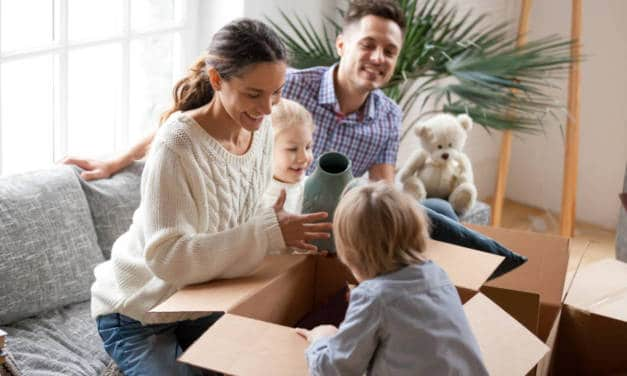 How to Make Moving Less Stressful for Your Children