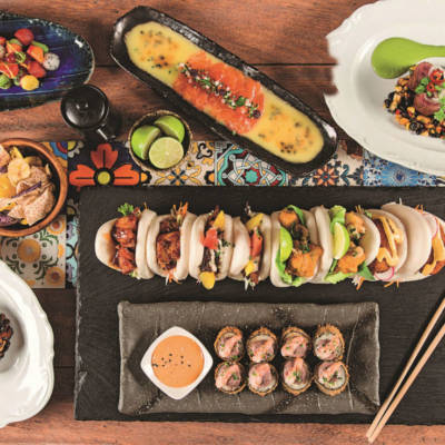 Win a Friday Brunch at Asia De Cuba for 4 adults and 4 kids – worth AED1,380!