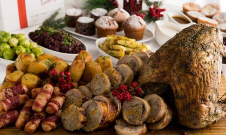 WIN A FESTIVE TURKEY TAKEAWAY FOR 6-8 PEOPLE – WORTH AED1,000!