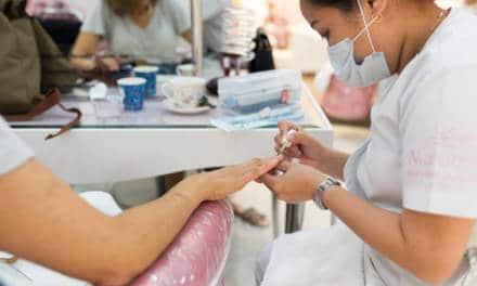 British Mums Pamper Morning at Nayomi Beauty Salon