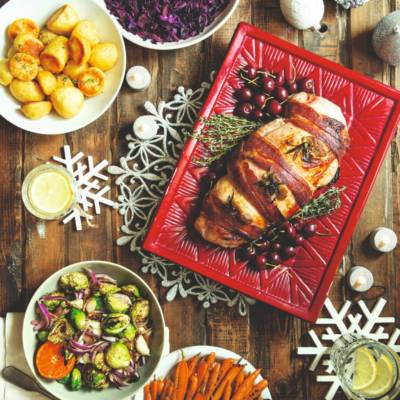 Win a Spinneys Christmas Dinner with all the prep done for you!