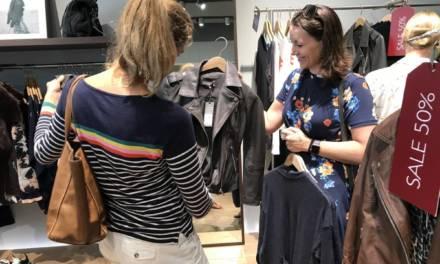 British Mums Mint Velvet Shopping Event at Dubai Festival City