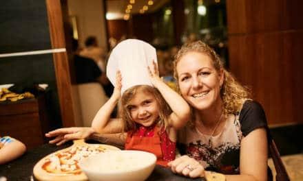 British Mums Family Brunch at Certo, Radisson Blu Media City