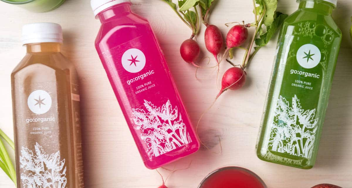25% off GoOrganic Juice Cleanses for British Mums members