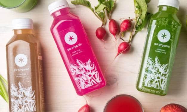 25% off GoOrganic Juice Cleanses for British Mums members