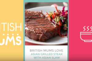 THE PERFECT ASIAN STEAK DINNER FOR TWO