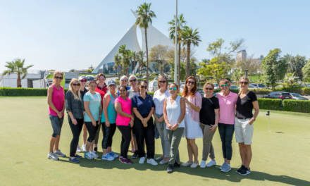 BRITISH MUMS BREAKFAST & GOLF MORNING AT DUBAI CREEK GOLF & YACHT CLUB