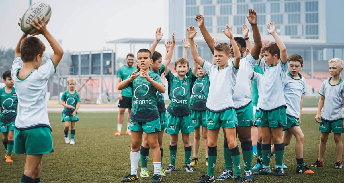 DUBAI SPORTS CITY LAUNCHES IT'S FIRST MULTI SPORTS HOLIDAY CAMP THIS EASTER