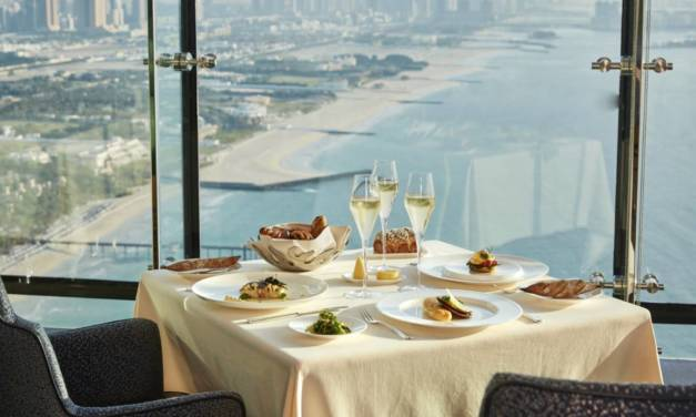 THE REAL BRUNCH OF DUBAI – LE GRAND PETIT DÉJEUNER AT BURJ AL ARAB JUMEIRAH
