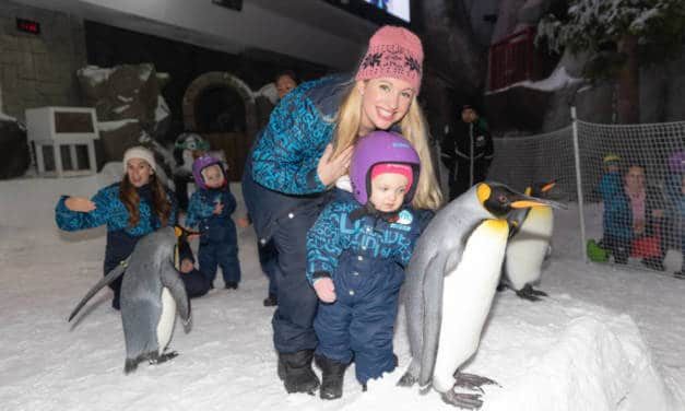 British Mums/ Snow Mums & Toddlers at Ski Dubai