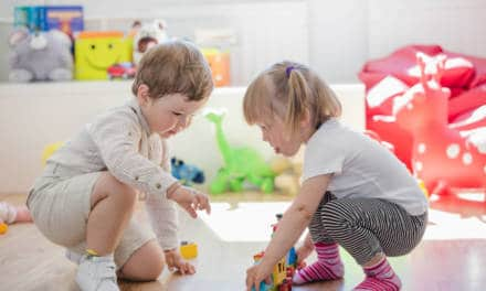 Why it's Never Too Early to Start Teaching Good Manners
