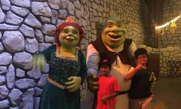 British Mums Reviews – Shrek Iftar at Motiongate Dubai