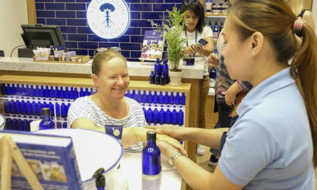 British Mums' Pamper Morning at Neal's Yard