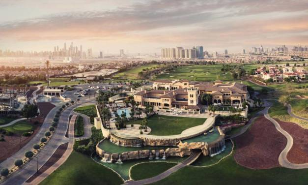 Mediterranean inspired Alandalus in Jumeirah Golf Estates offers the opportunity to buy affordably
